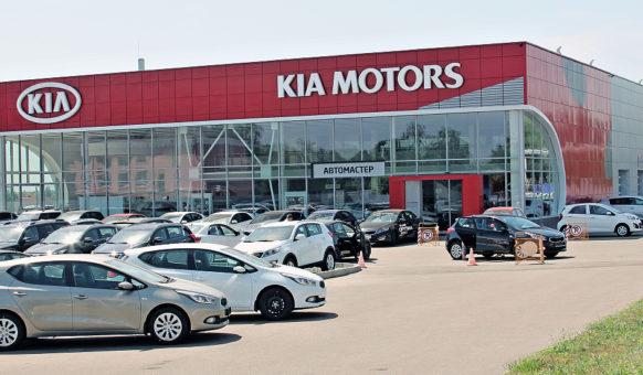 Автосалон KIA г. Пенза_4933058