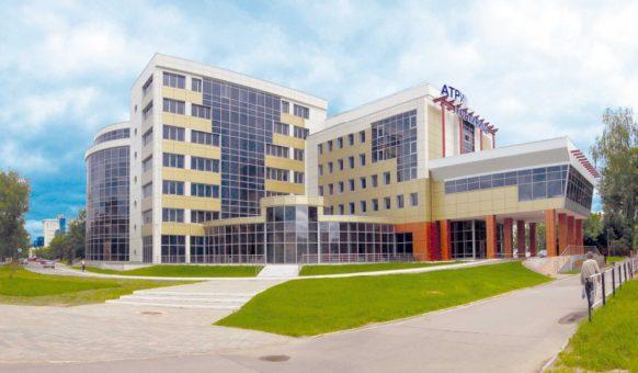 Гостинница Атриум г. Вологда