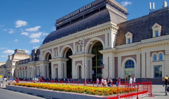 Павелецкий вокзал г. Москва_4933058