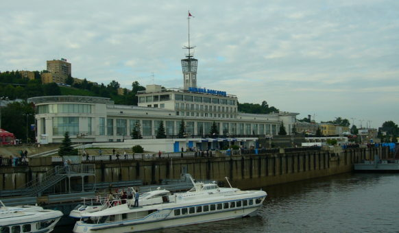 Речной вокзал г. Нижний Новгород_4933058