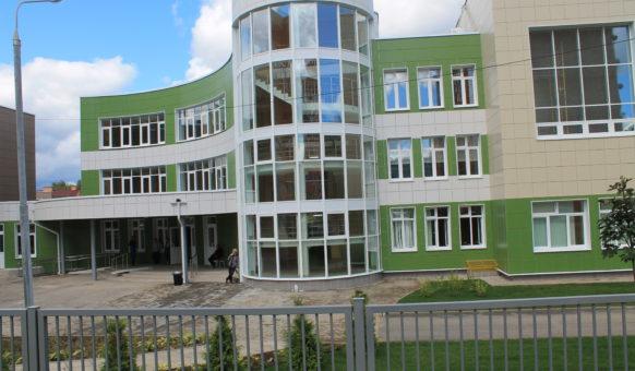 Школа г. Мытищи р-он Пирогово