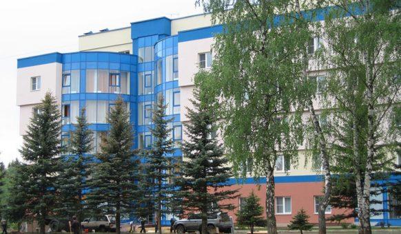 Тренировочный центр СК России Озеро круглое