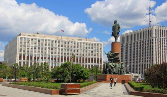 Здание МВД РФ г. Москва_4933058
